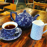Blue Calico Large Teapot 7 Cups 800ml