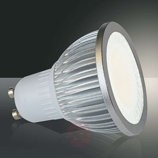 GU10 5W 830 high voltage LED reflector light, 90°