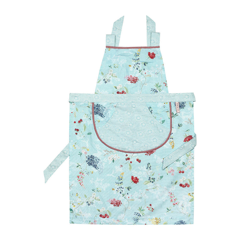 Pip Studio Hummingbirds Apron - Blue