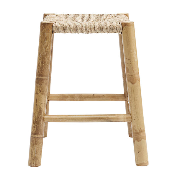 House Doctor Kalyan Stool - Natural