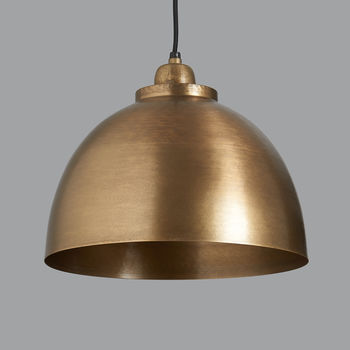 Cassius Old Bronze Pendant Light