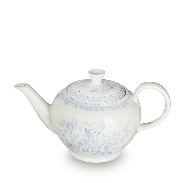 Blue Asiatic Pheasants Large Teapot 7 Cups 800ml