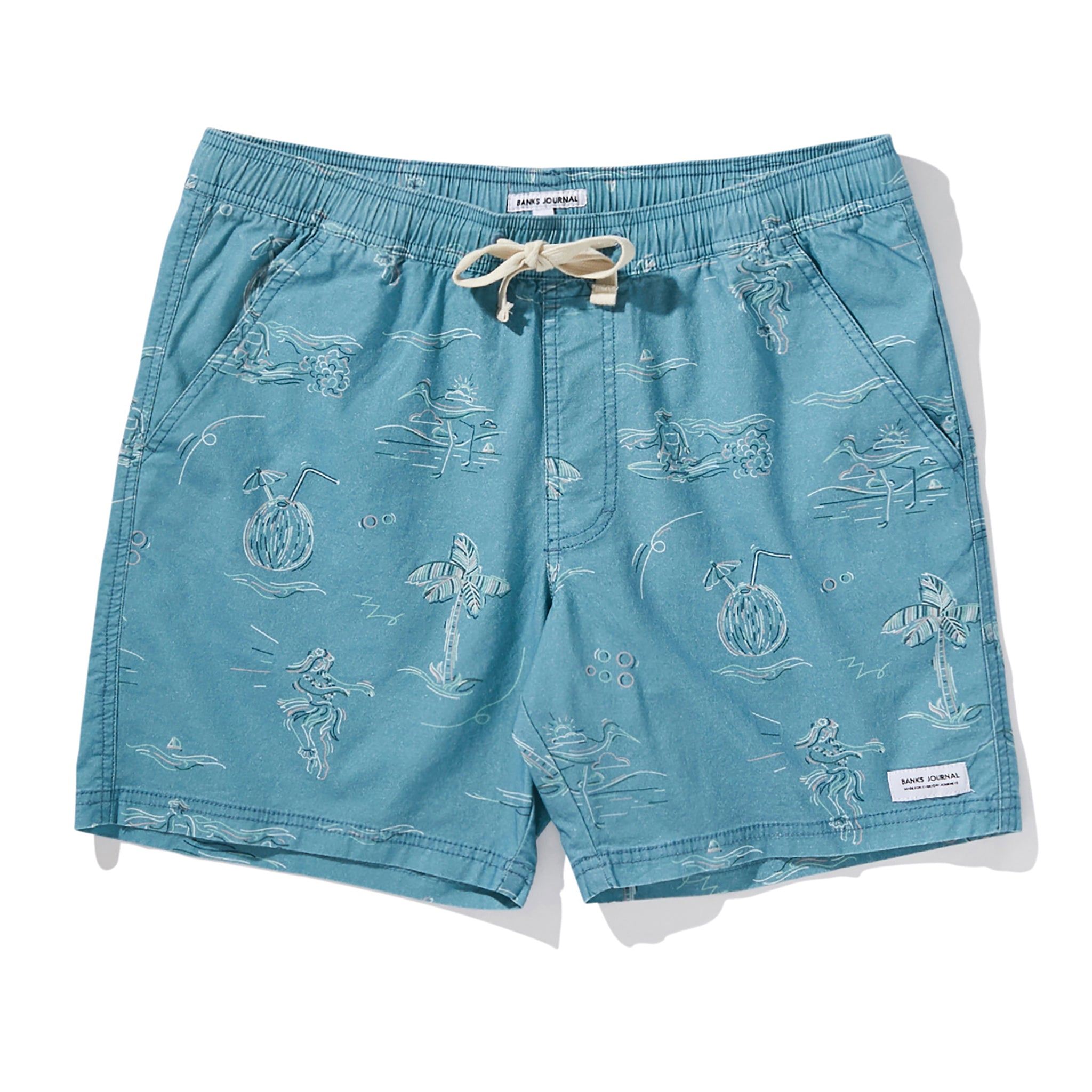 Seaside Boardshort