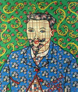 Van Gogh's Portrait of Dr. Ray, Untitled