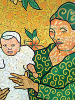 Load image into Gallery viewer, Van Gogh's Portrait of Madame Roulin and her Baby, Untitled