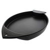 Chasseur 16-inch French Cast Iron Fish-shaped Griddle (CI_32782)