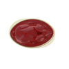 Chasseur 2.1-quart Red 'Rabbit' French Enameled Cast Iron Terrine (CI_3701)
