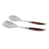 French Home 2 Piece Laguiole Connoisseur Rosewood Salad Servers (LG037)