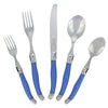 20 Piece Laguiole French Blue Flatware Set by French Home (LG125)