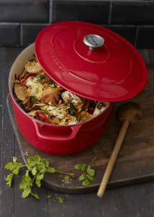 Chasseur Cast Iron Cookware