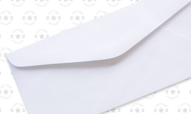 #10 Regular Envelopes Custom Printed