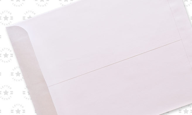 12 x 15 1/2 Catalog Envelope 28# White Wove with Peel & Stick (custom printed or plain)