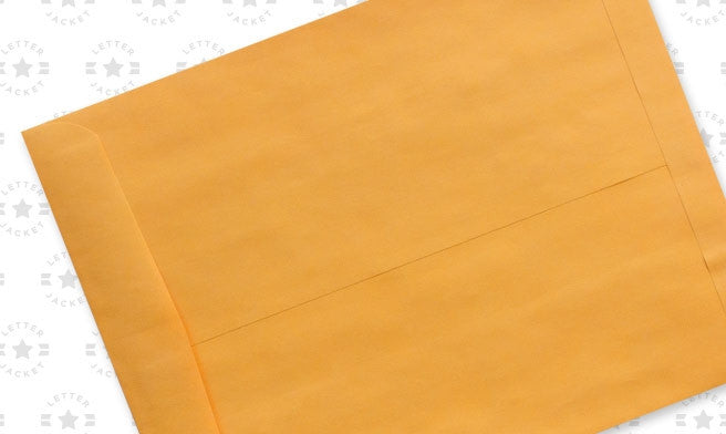12 X 15 1/2 Catalog 28# Brown Kraft Regular Gum Envelope