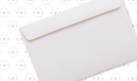 6x9 Custom Printed Booklet Envelopes