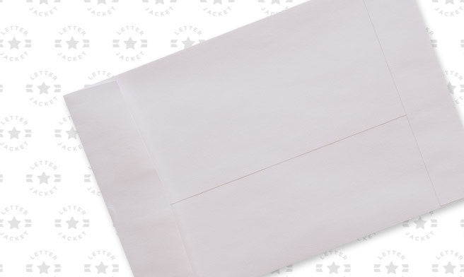 6 X 9 Self Seal Catalog Envelope on 28# White Wove