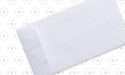 #7 Regular Gum Custom Printed Envelopes
