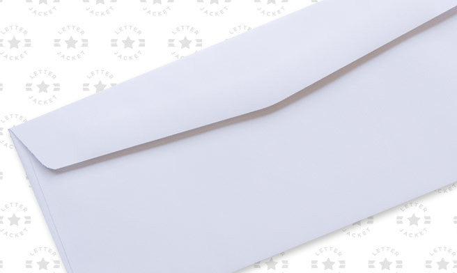 #9 Custom Printed Regular Side Seam Envelope