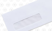 #10 Window Custom Printed Envelopes