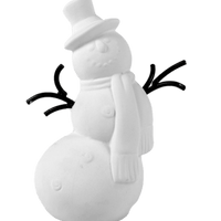 Willy the Chilly Snowman