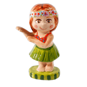 Holly Hula Girl