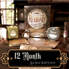 Twelve (12) Month - Free Spirit Kit Subscription