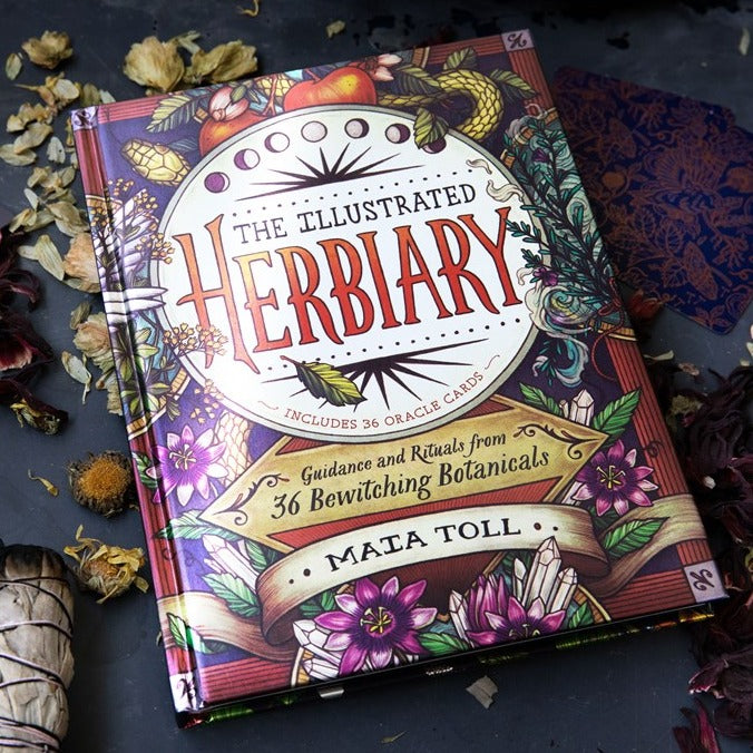 The Illustrated Herbiary - Collectible Box Set