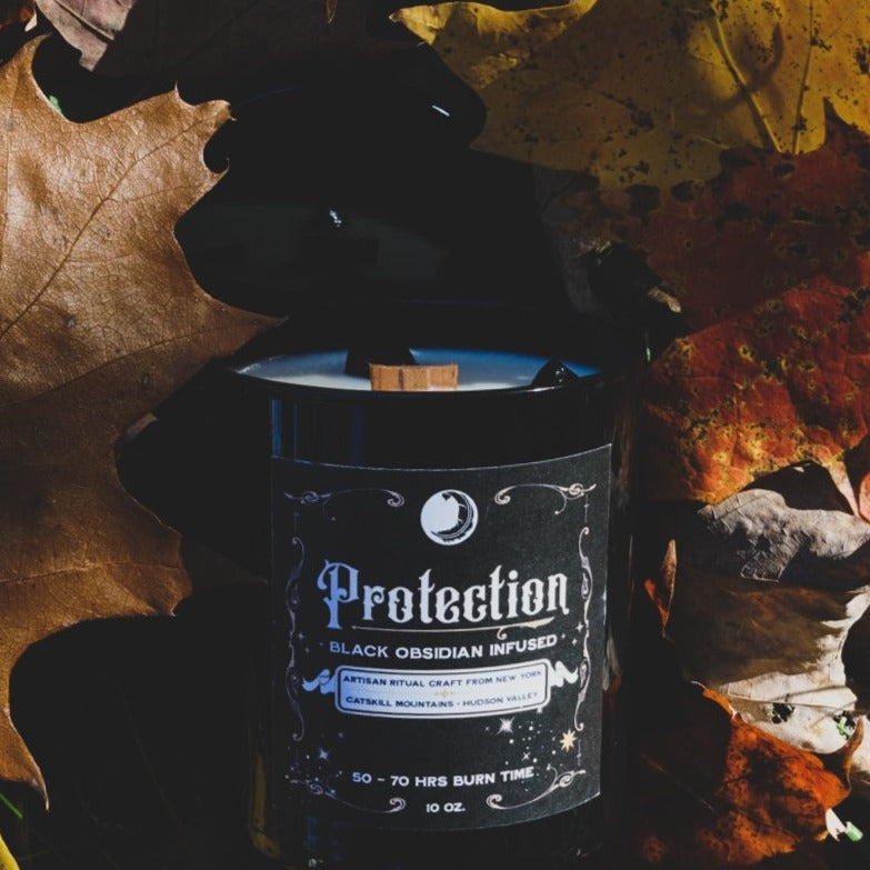 Spirited Collection - Protection Candle