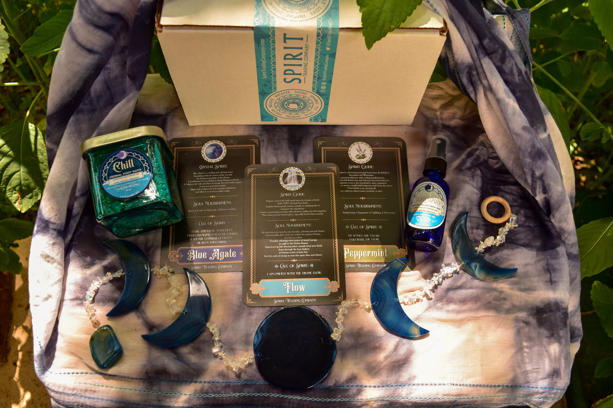 Six (6) Month - Free Spirit Kit Subscription