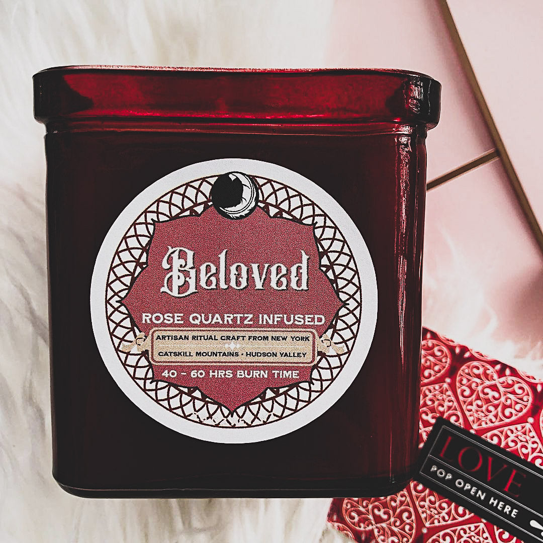Beloved  - Classic Spirit Candle