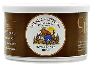 Cornell & Diehl Bow-Legged Bear 2oz