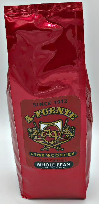 Arturo Fuente Whole Bean Coffee 1lb