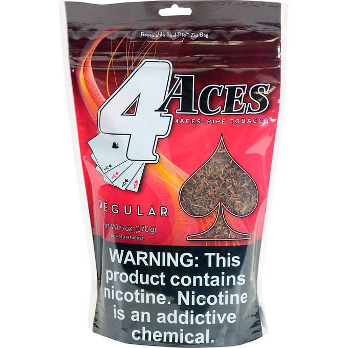 Four Aces Regular 16 oz