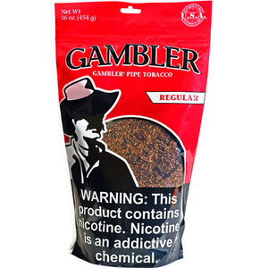 Gambler Pipe Regular 16 oz