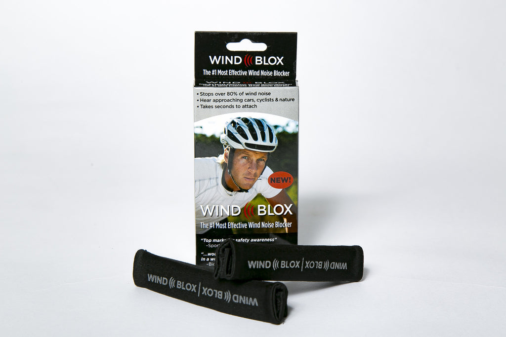 Wind-Blox Pro in Silver, one pair