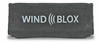 Wind-Blox Classic in Silver, one pair