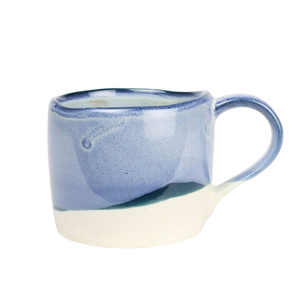 Landscape Organic Mug Blue Mountain by Robert Gordon - Available At Berry Jam Sweet Living