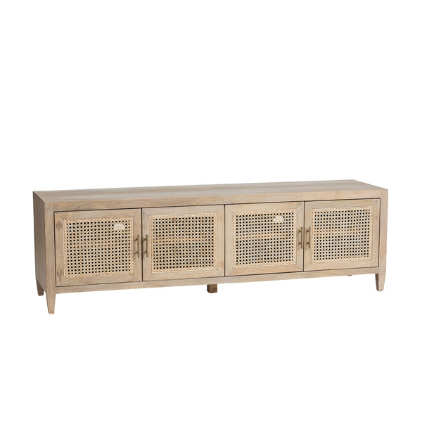 Palm Springs Entertainment Unit by Canvas & Sasson - Available At Berry Jam Sweet Living