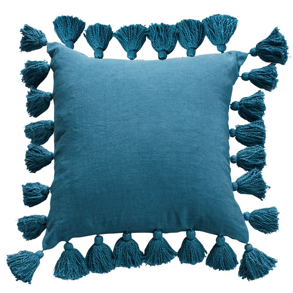 Majorelle Heritage Cushion Pacific Blue