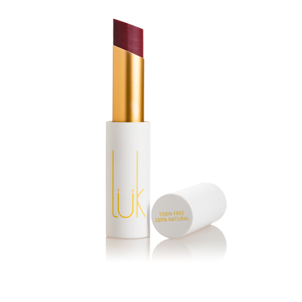 Lip Nourish Cherry Plum Natural Lipstick by luk beautifood - Available At Berry Jam Sweet Living
