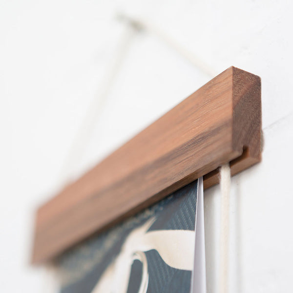 Card Frame Blonde Hardwood by Corner Block Studio - Available At Berry Jam Sweet Living