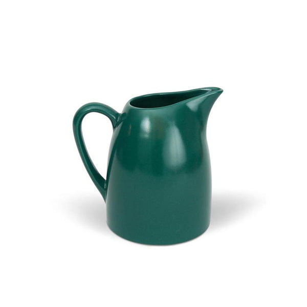 Fagel Pitcher Large Emerald by Bison Home - Available At Berry Jam Sweet Living