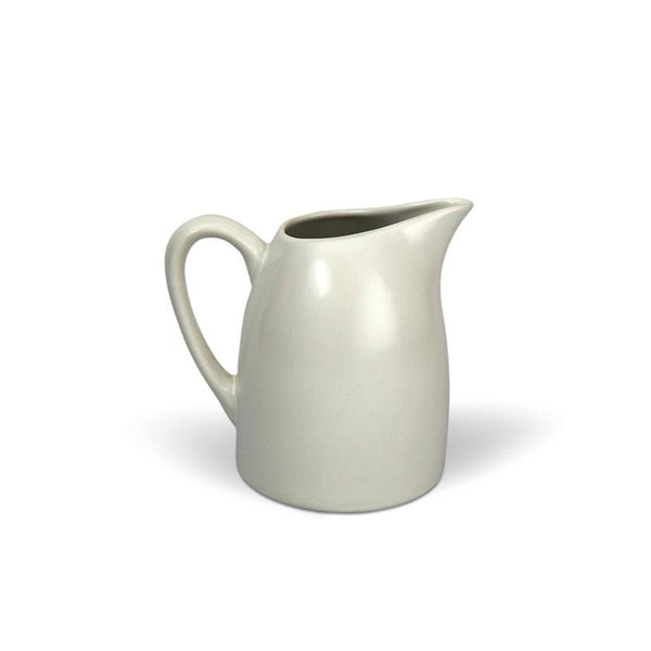 Fagel Pitcher Large Milk by Bison Home - Available At Berry Jam Sweet Living