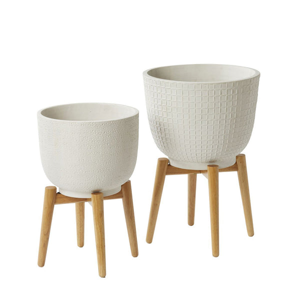 Foley Planter Pot Set 2 by Berry Jam - Available At Berry Jam Sweet Living