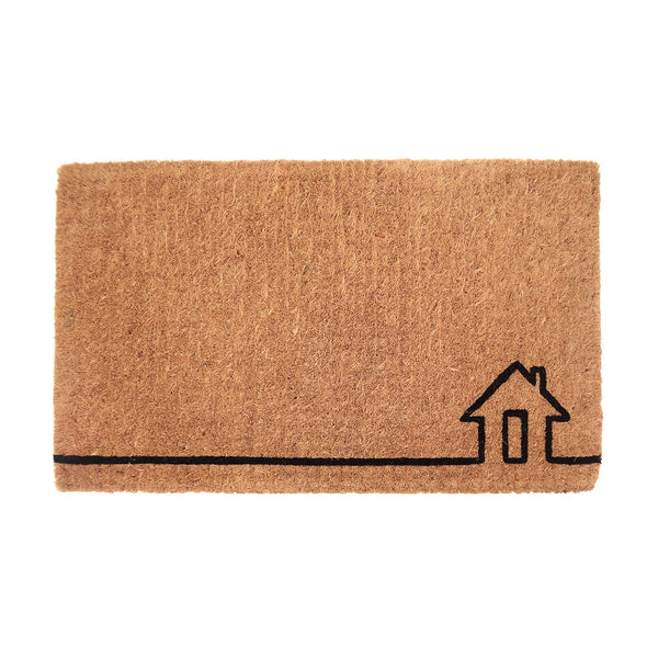 Coir Doormat Ghar by Berry Jam - Available At Berry Jam Sweet Living