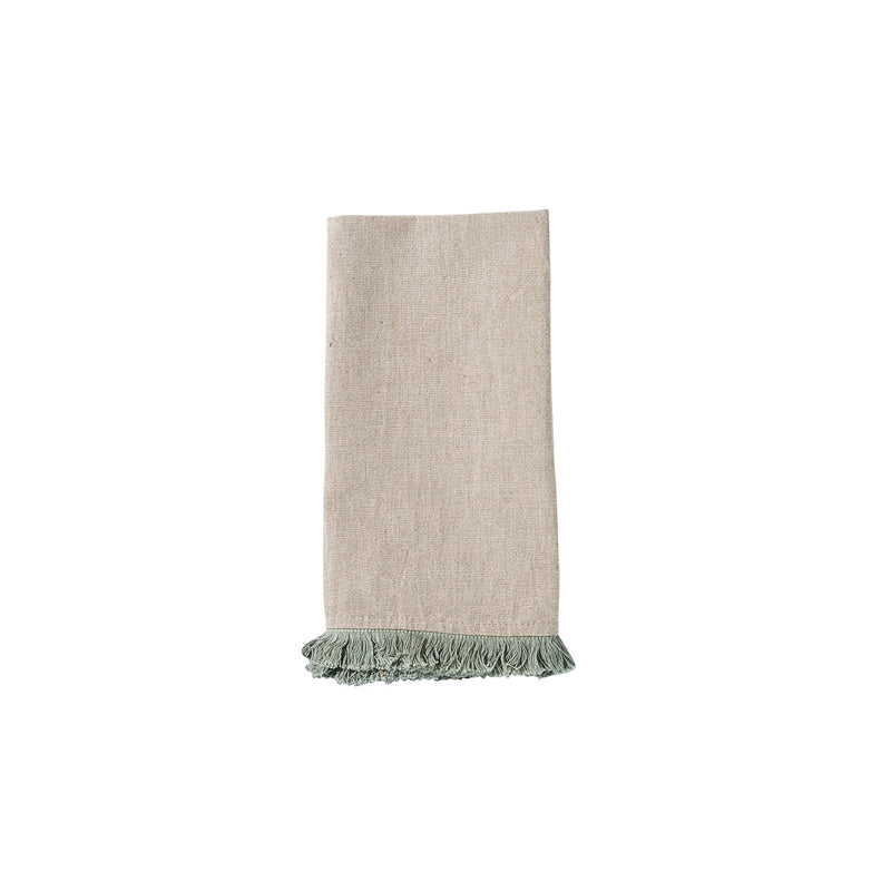 Summerhouse Grass Napkin Set 4 by Canvas & Sasson - Available At Berry Jam Sweet Living