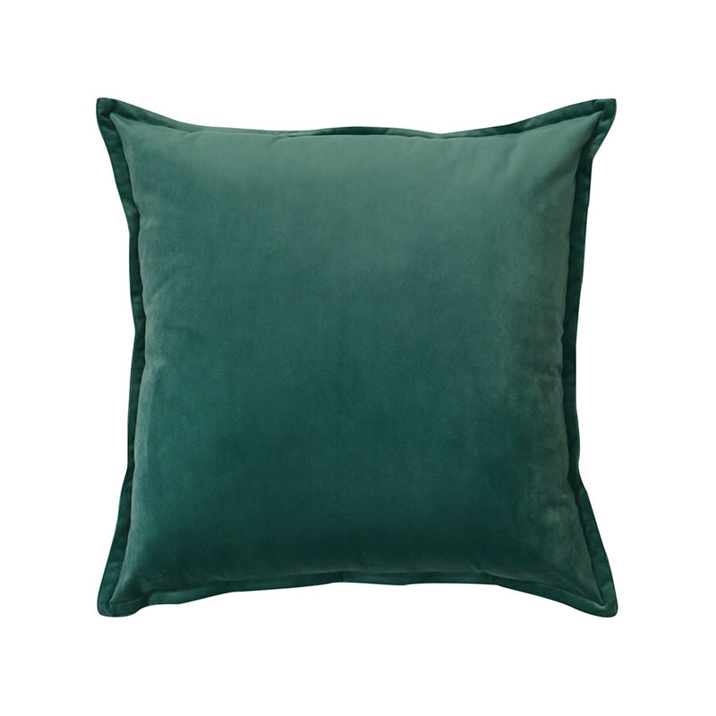 Mira Velvet Cushion Atlantic by Berry Jam - Available At Berry Jam Sweet Living