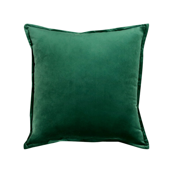 Mira Velvet Cushion Pine by Berry Jam - Available At Berry Jam Sweet Living