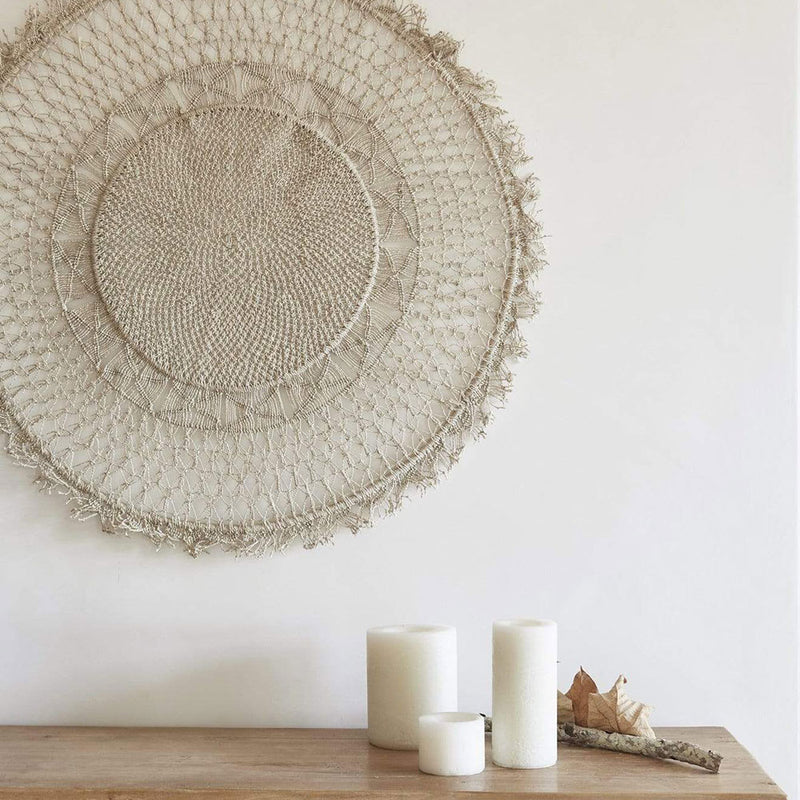 Mandala Wall Hanging Small by Dharma Door - Available At Berry Jam Sweet Living