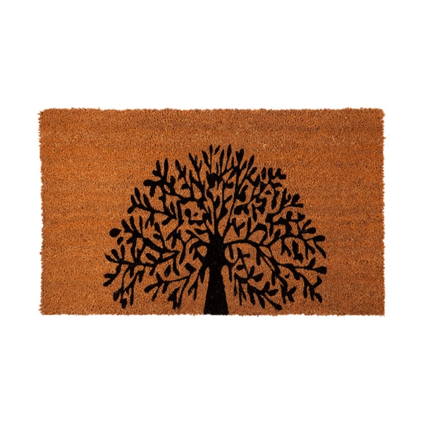 PVC Backed Doormat Tree of Life by Berry Jam - Available At Berry Jam Sweet Living