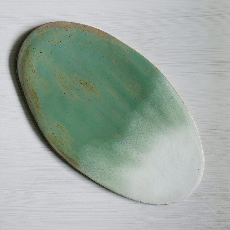 Eucalyptus Slab Platter by Woodfolk - Available At Berry Jam Sweet Living